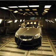 Chassis Dynamometer Auto Testing Facility Solutions