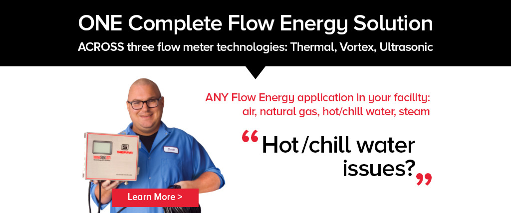 ONE Complete Flow Energy Solution ANY Flow Energy : Hot or chill water issues?