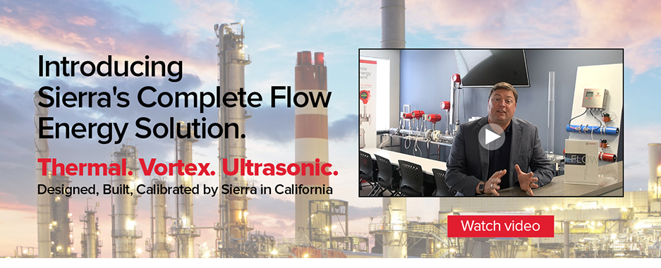 Introducing Sierra's Complete Flow Energy Solution