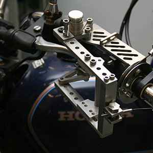 Motorcycle & Scooter Testing - Case Study: Modular Chassis Dyno