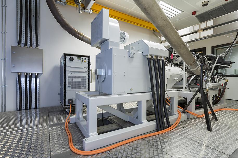 E Motor Test Facility