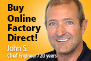 Factory Direct/Engineering Expertise