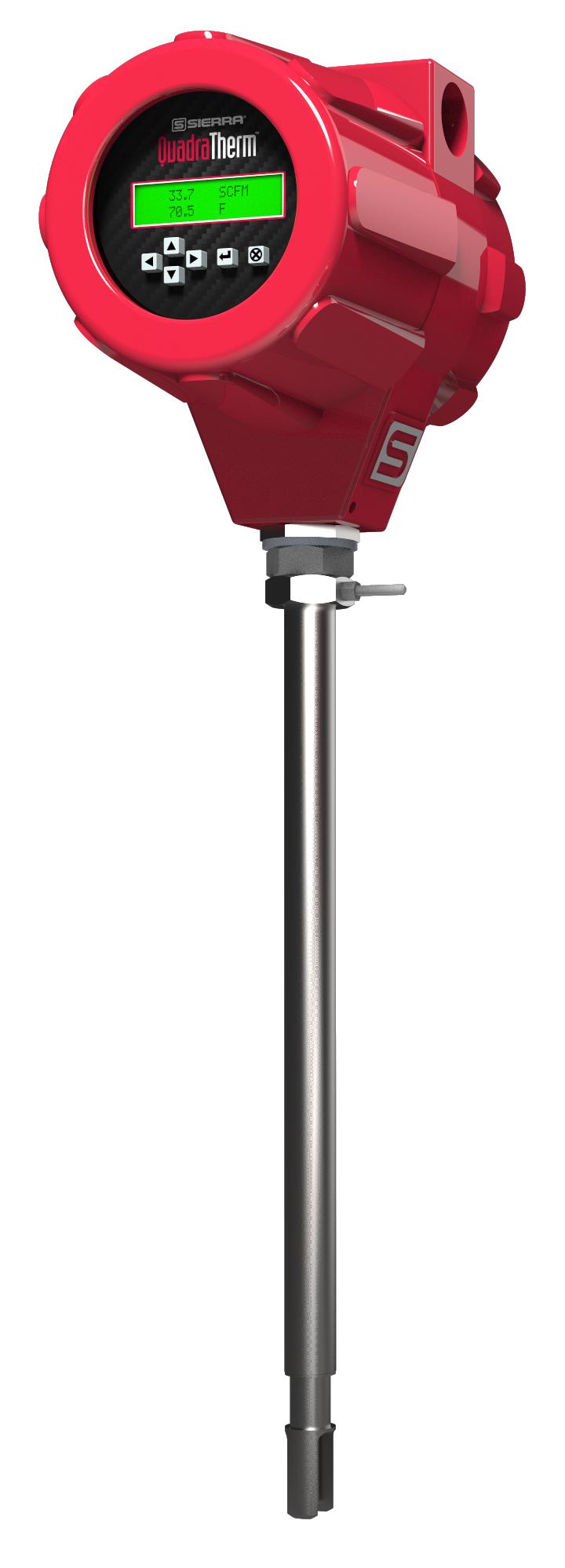 Part biogas flow meter measurement the solution