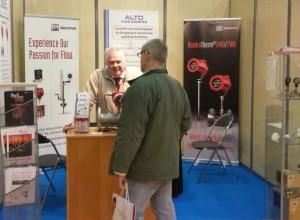 Sierra-Alto Booth at BiogazEurope 2014