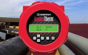 Oil & Gas Thermal Mass Flow Meter