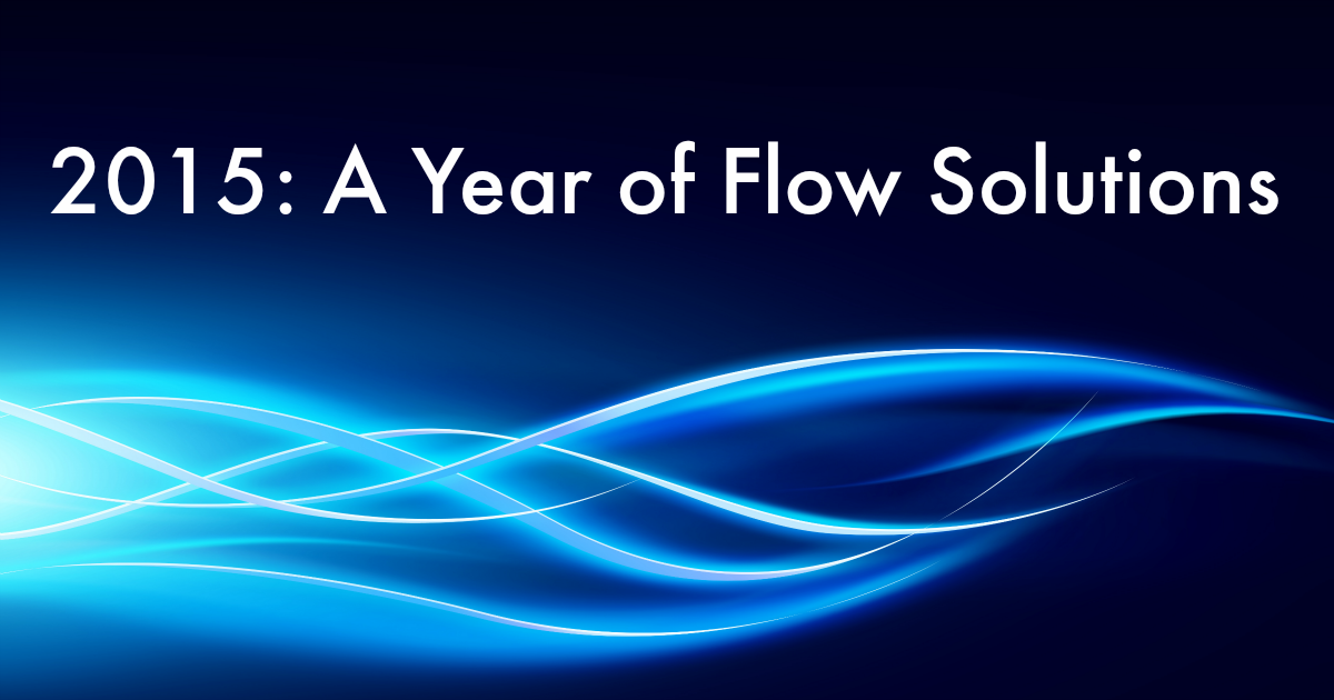 flow solutions of 2015
