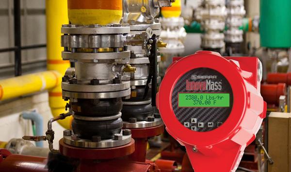 multivariable insertion vortex flow meter