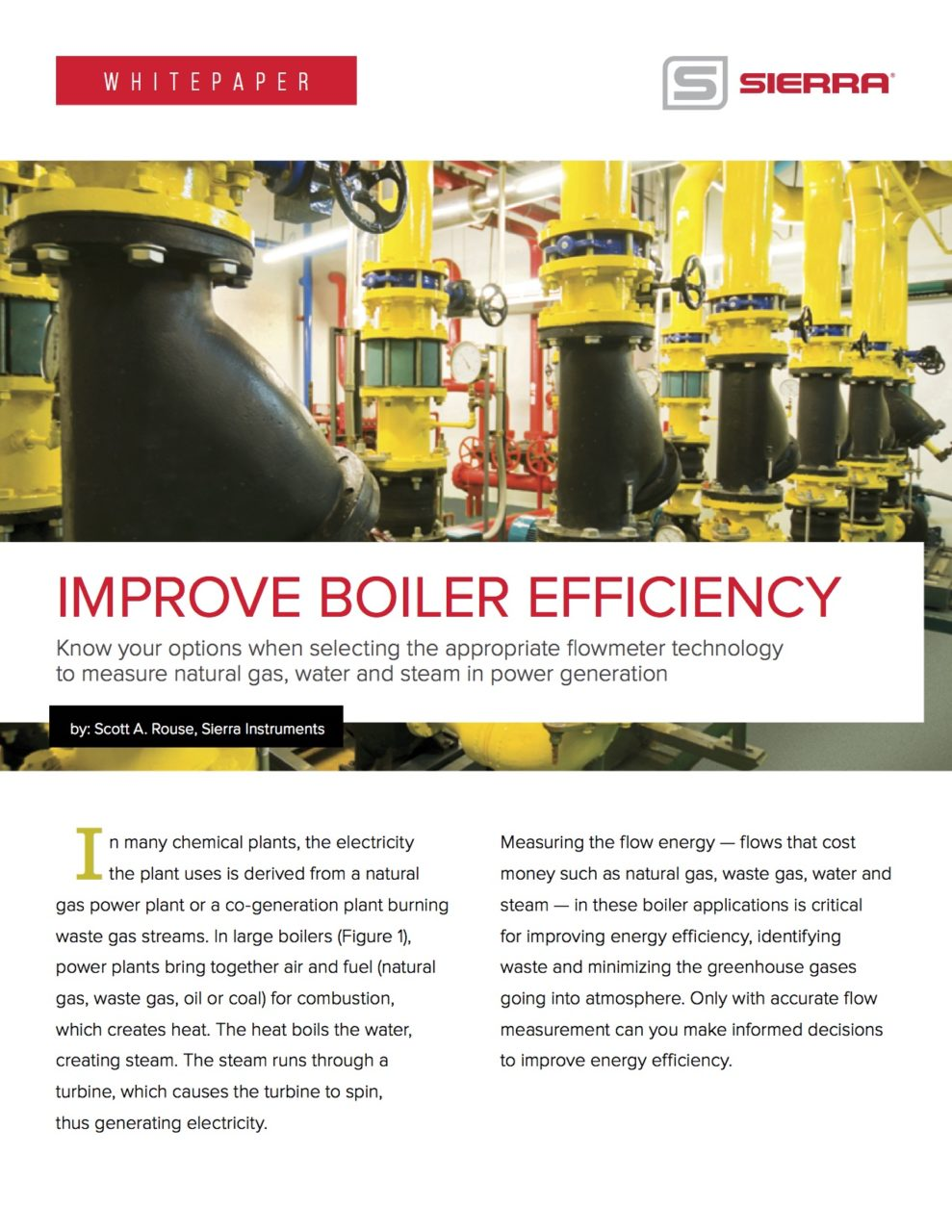 Improve Boiler Efficiency