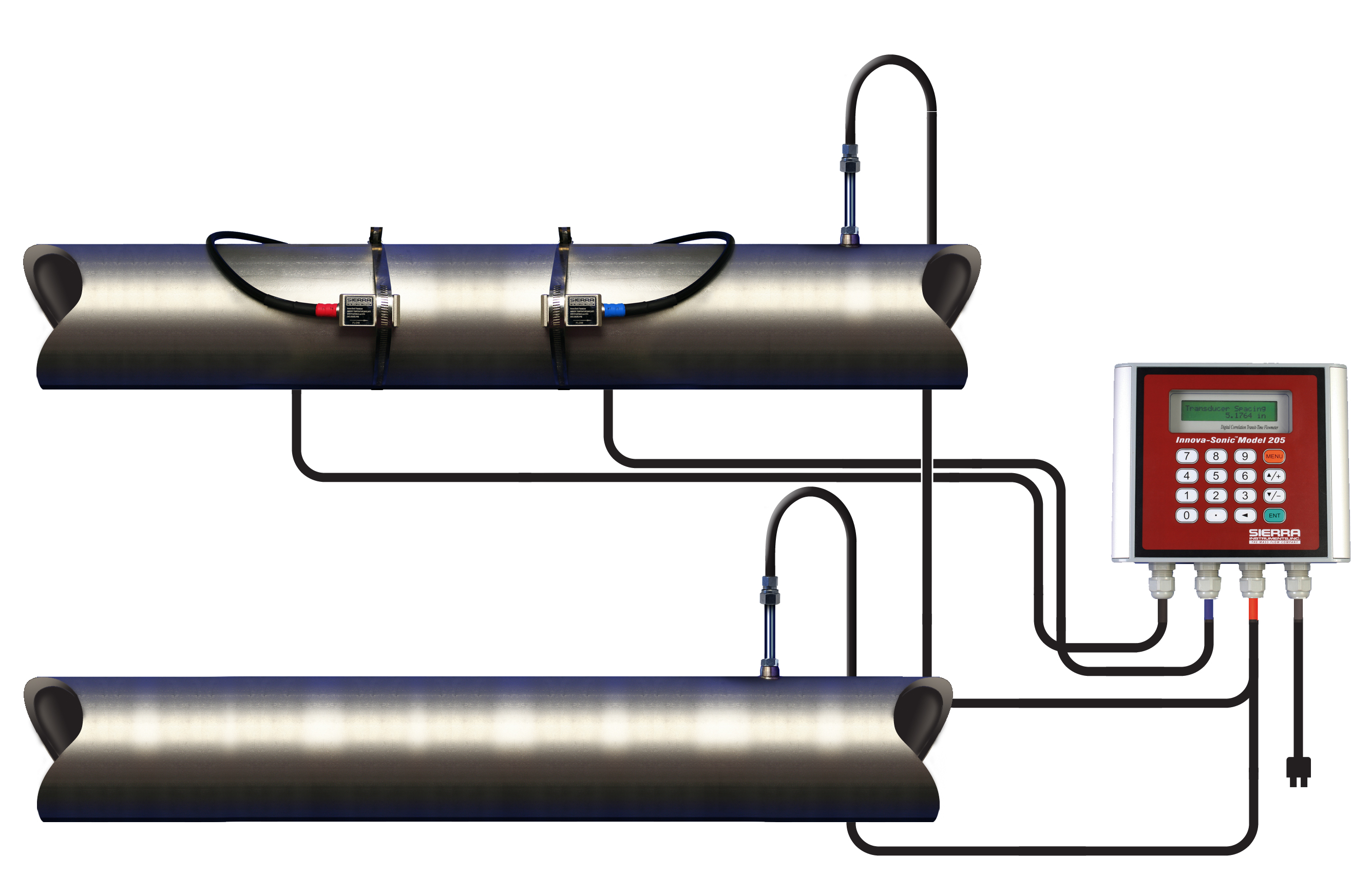Thermal Energy Meter : New ultrasonic thermal energy btu meter
