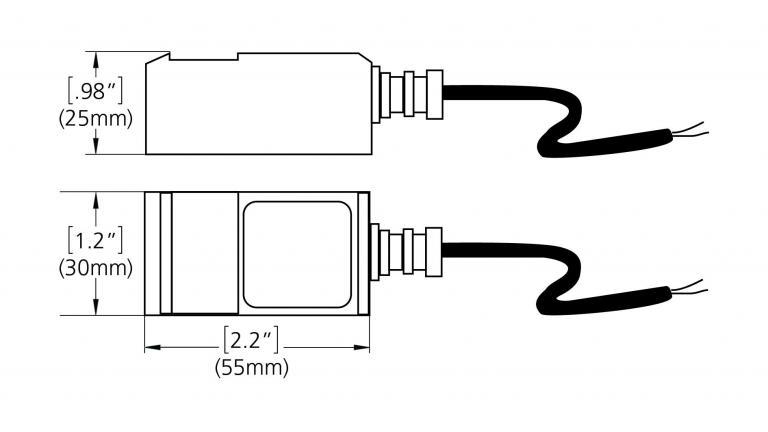 ultrasonic digital liquid flow meter