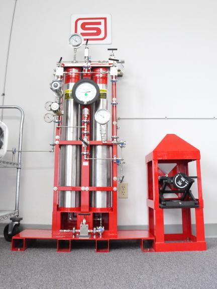 Pressure Test Gauge Gauge High Pressure