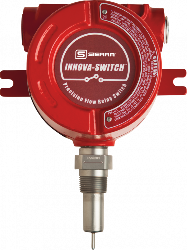 Precision Flow Switch for Liquids & Gases - InnovaSwitch