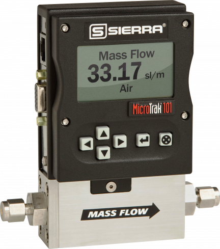 Ultra Low-Flow Controller - MicroTrak 101