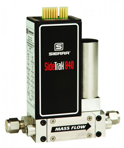 Analog Mass Flow Controller - SideTrak 840