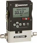 Ultra Low-Flow Digital Gas Mass Flow Meters & Controllers