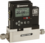 Ultra-High Pressure Digital Gas Mass Flow Meters & Controllers