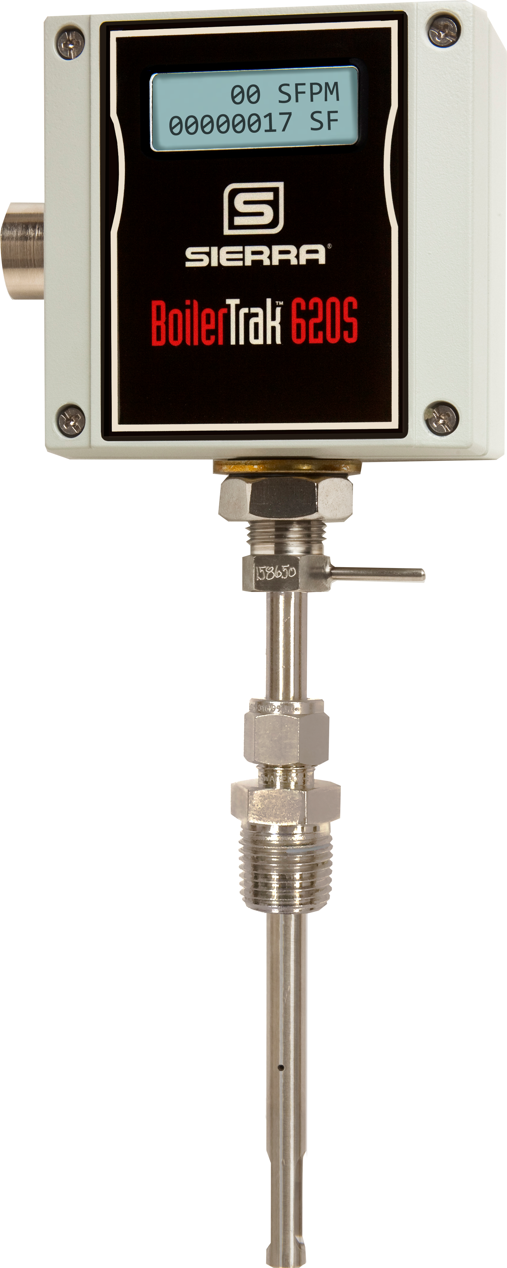 Insertion Mass Flow Meters For Boilers
