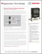 Count On Precision Burner Control