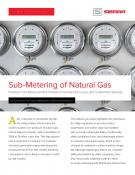 Sub-Metering of Natural Gas